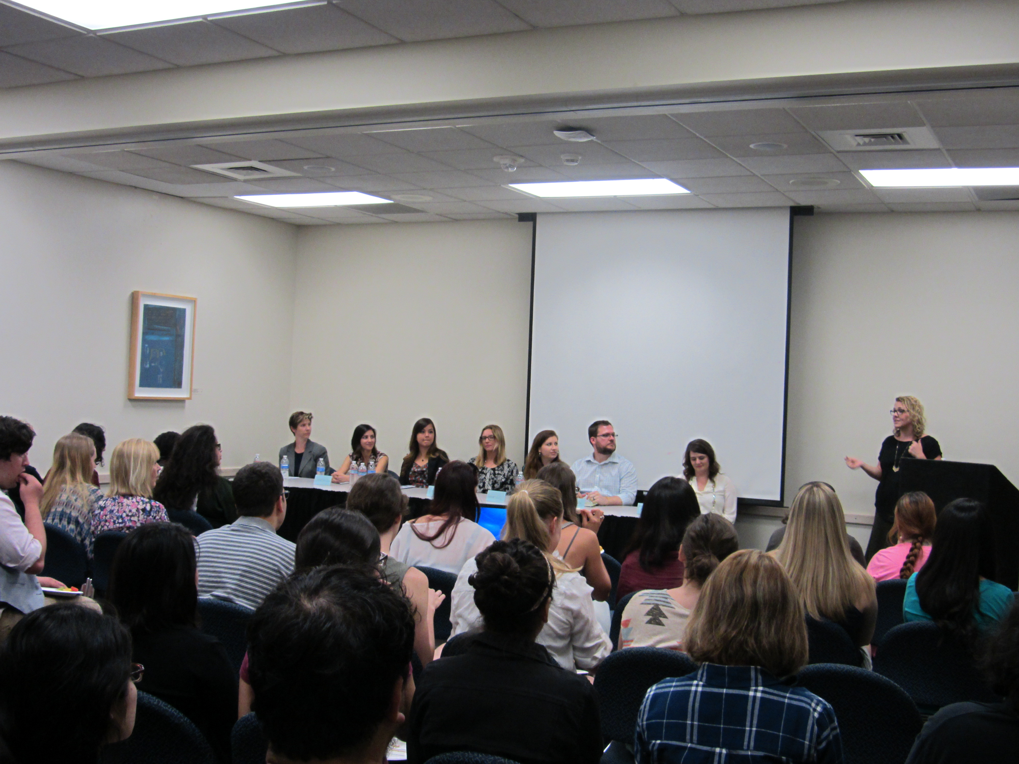 Alumni career panel