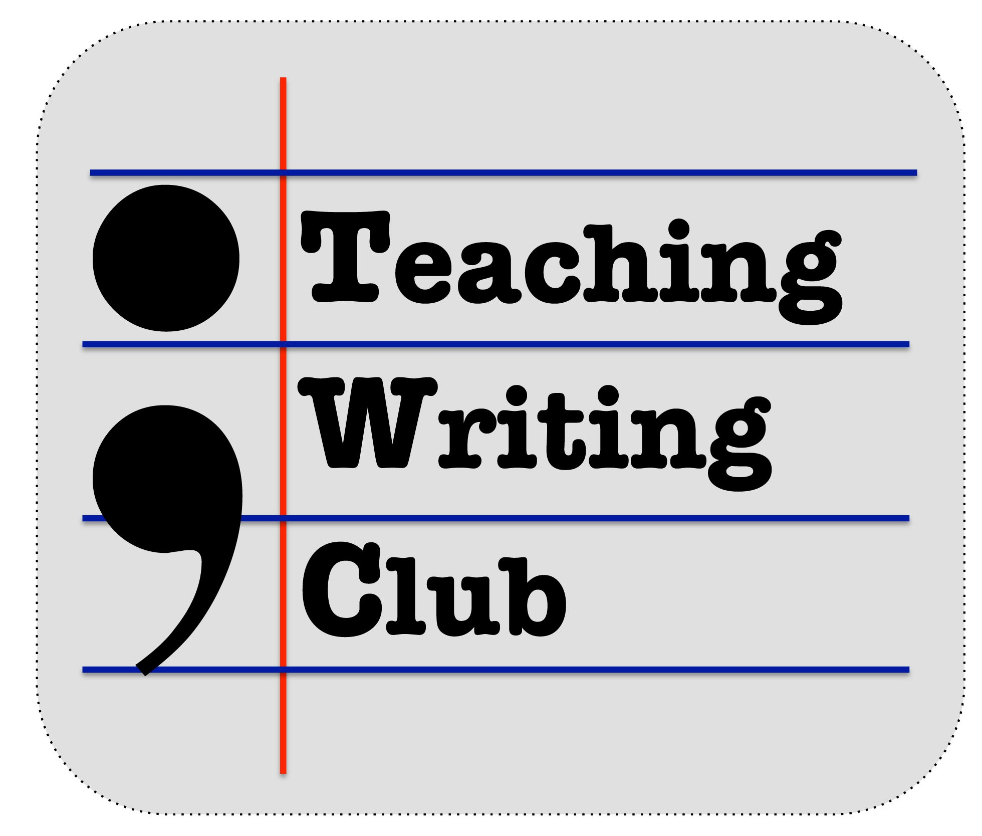 Teaching Writing Club